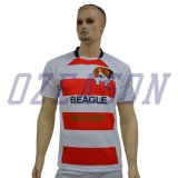 Rugby personalizado Jersey liso barato Jersey do rugby do projeto (R013)