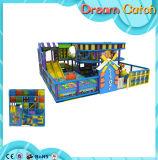 A maioria de equipamento interno do campo de jogos da escola popular do divertimento para miúdos