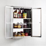 (7050A)多機能のステンレス鋼の家具の食器棚