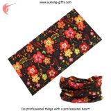 Pañuelo de color de ante de múltiples funciones de la bufanda del Bandana de la impresión para los regalos de la promoción los 50*24cm (YH-HS028)