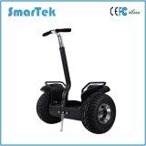 Smartek Selbstausgleich-Roller Patinete Electrico 2 des neue Produkt-reden nicht für den Straßenverkehr Ausgleich-elektrischen Auto-SUV Rad-elektrischer Roller draußen an