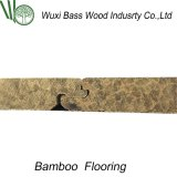 Отсутствие соединяя запятнанного настила сплетенного стренгой Bamboo