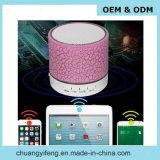 FM 라디오, 보조 선 Ine, USB 슬롯 및 관례 로고 서비스를 가진 다채로운 LED 가벼운 소형 Bluetooth 스피커