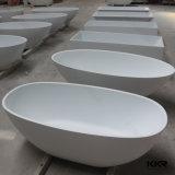 Ванны Kingkonree малые искусственние каменные Freestanding