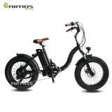 """"""" bici eléctrica de la montaña gorda del neumático 20 con el motor de 48V 750W Bafang"""