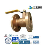 Wafer papillon type de non-retour Ballon de Bronze Valve