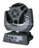 36*18W Rgbwavu 6in1マルチカラーDMX LED移動ヘッド軽い段階ライト