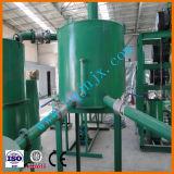Máquina da regeneração da limpeza do petróleo Waste do preto do sistema da purificação do vácuo