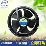 ventilateur axial à C.A. de bâti de cercle de 254X89mm