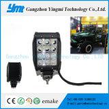 Indicatore luminoso 36W del lavoro dell'automobile LED che guida le lampade della nebbia con il riflettore
