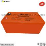 De diepe ZonneBatterij 250ah 300ah van de Batterij 12V200ah van het Gel van de Cyclus Zonne