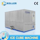 Koller Stable Crystal Ice Cube Machine para 5 toneladas de capacidade