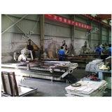 Máquina de pedra manual da borda para que as lajes da estaca façam sob medida
