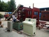 Sand-Straßenbetoniermaschine-Ziegelstein-Maschine Indien-Qt4-15 hydraulische/konkrete hohle Block-Maschine