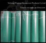 Tallas 100% del encerado de la materia textil de la tela del poliester