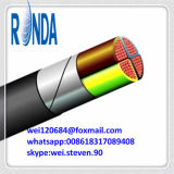 Tiefbau-XLPE Isolierstahldraht-gepanzertes elektrisches kabel