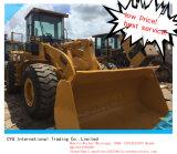 幼虫966hの車輪ローダーによって使用される猫966hの熱い販売の高品質