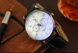 Het waterdichte Horloge van het Kwarts van het Roestvrij staal Klassieke