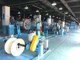 플라스틱 케이블 철사, PP 의 PE, PVC 밀어남 기계