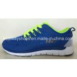 ستّة لون أحذية حذاء رياضة مع شبكة فرعة حذاء