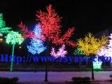 Yaye 최신 인기 상품 보장을%s 가진 최고 좋은 가격 고품질 세륨 & RoHS 승인 방수 IP65 RGB LED 나무 빛 2 년