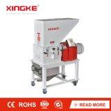 SKD11 Cuchillo 20kg trituradora de plástico reciclado de la máquina de extrusión de reciclaje de plástico granulador