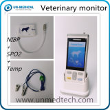 Oxymètre de pouls pour l'usage vétérinaire