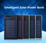 7000mAh 형식 디자인 지적인 빠른 책임 태양 에너지 은행