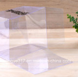 Коробка подарка прозрачного любимчика складывая