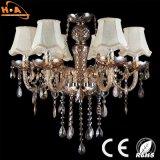 Европейский канделябр спальни освещения света канделябра гостиной типа