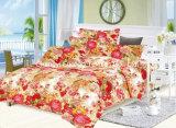 Bedspread Patchwork Bedding T/C determinado de rey Fitted polivinílico/algodón impreso