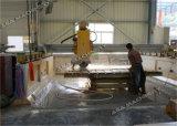 Serra de ponte automática para cortar granito / telha de mármore / Counter-Tops