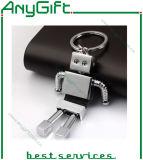 Het Metaal Keychain van de Vorm van de voorraad met Aangepast Embleem