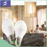 Lumière d'ampoule d'E27 B22 DEL pour l'éclairage de boîtier
