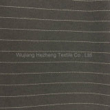 Polyester-Ausdehnung des Streifen-Hzf658 Chiffon- für Kleider