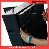 P10 servicio delantero LED a todo color al aire libre que hace publicidad de la visualización