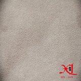 De hoge Stof van het Suède van Spandex van de Polyester van de Rek voor Kledingstuk/Kleding