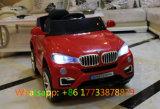 Auto-Fahrt des BMW-rote Farben-Spielzeug-RC auf Auto für Kinder