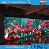 HD P6 Panel de pantalla de LED de color a todo color para publicidad