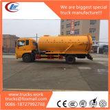 camion di serbatoio di aspirazione delle acque luride di vuoto 8000L da vendere