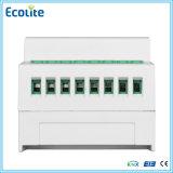 Regolatore di interruttore quadruplo di illuminazione economizzatrice d'energia