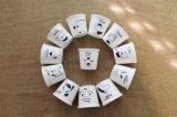 taza de cerámica de los mini niños del zodiaco 12oz para el café