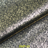 Environmental Synthetic PU Decorative Leather with Good Quality