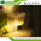 Lámpara de vector de noche, lámpara de vector blanca