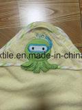 Il tovagliolo incappucciato del cotone Swaddle la coperta con l'alta qualità