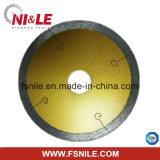 ダイヤモンドの連続的な円の陶磁器の切削工具