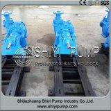 Pompe centrifuge de boue d'exploitation de traitement minéral