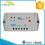 luz del trabajo del regulador 12V/24V del descargador del cargador de 10A PWM Epsolar y regulador autos del temporizador