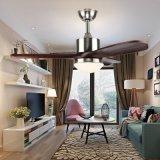 Luz simples do ventilador do pendente do estilo moderno americano do campo