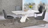Tabela de jantar nova da forma da mobília moderna popular da sala de jantar (NK-DT222-2)